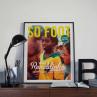 Affiche So Foot, Ronaldinho