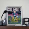 Affiche So Foot, Johan Cruyff