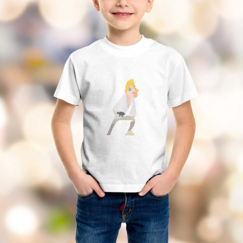 T-shirt enfant Luke Skywalker