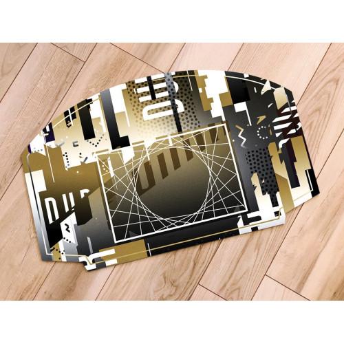"""Panneau Basket Déco """"Gold"""""""