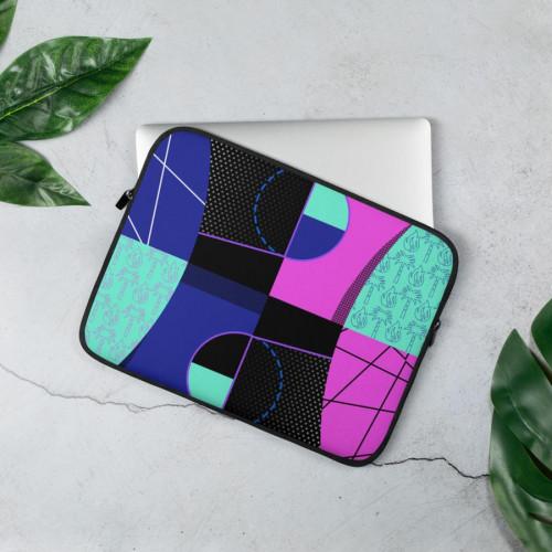 Housse laptop Miami Vice 15 pouces