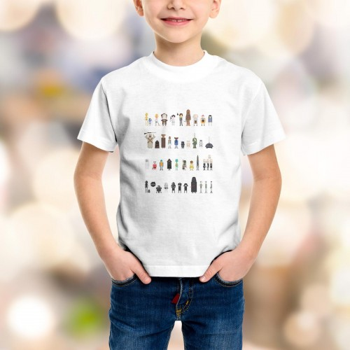T-shirt enfant Vador et cie 1