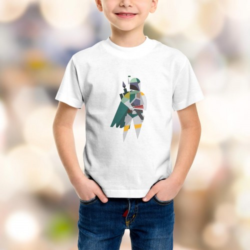 T-shirt enfant Bobba Fett