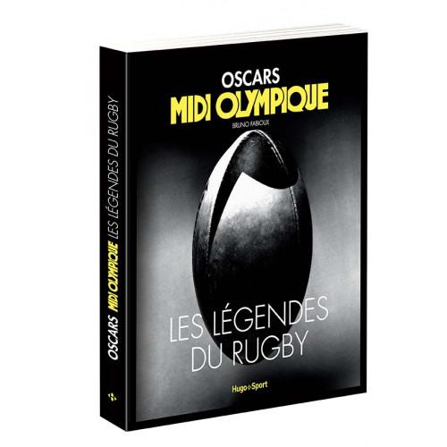 Livre Les légendes du rugby - Midi olympique