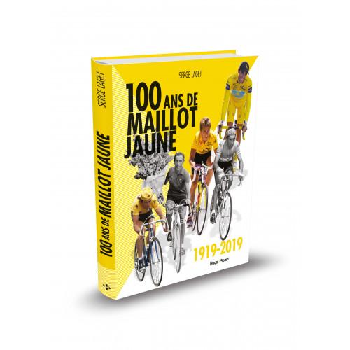 Livre Cent ans de maillots jaunes