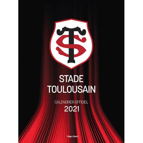 Calendrier mural 2021 du Stade toulousain