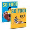 Livre So Foot Les années 80 + coffret
