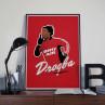 Affiche Drogba Guingamp