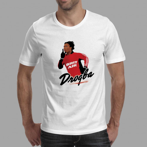 T-shirt homme Drogba Guingamp