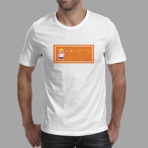 T-shirt homme Grand Chelem France