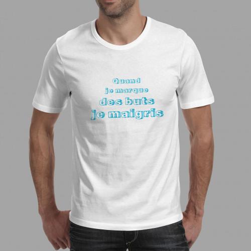 T-shirt homme Je maigris