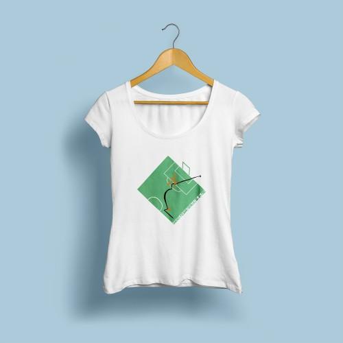 T-shirt femme Battiston 82