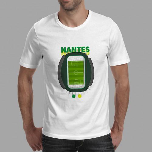 T-shirt Stade Beaujoire Nantes