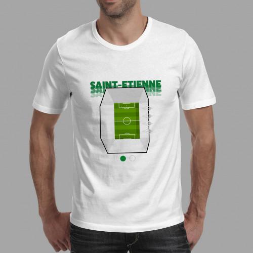 T-shirt Stade GG Saint-Etienne