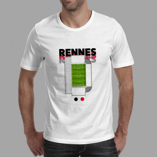T-shirt Stade Riviera Rennes