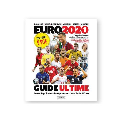 Livre Guide de l'Euro 2020