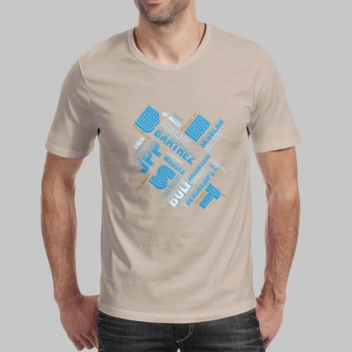 T-shirt Best Of Marseille