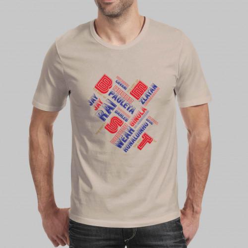 T-shirt Best Of Paris