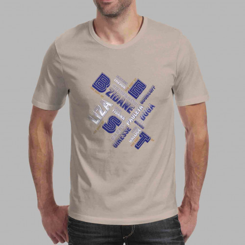 T-shirt Best Of Bordeaux