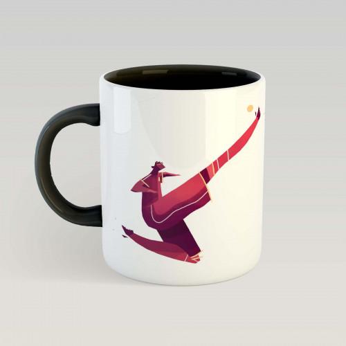 Mug Diable Rouge Belgique