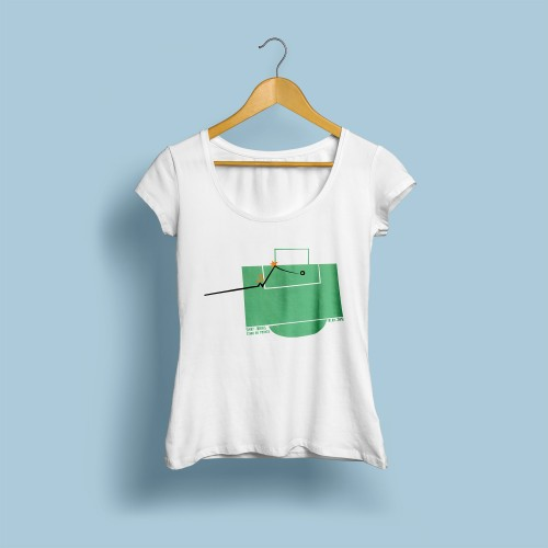 T-shirt femme Gignac 2016