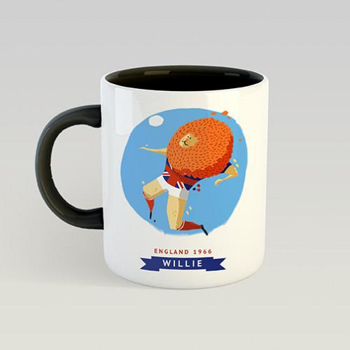 Mug Mascotte Mondial 1966