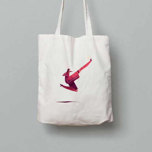 Tote bag Diable Rouge Belgique