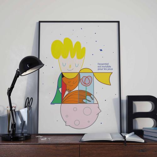 Affiche Petit Prince