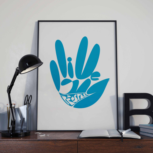 Affiche Live Long and Prosper