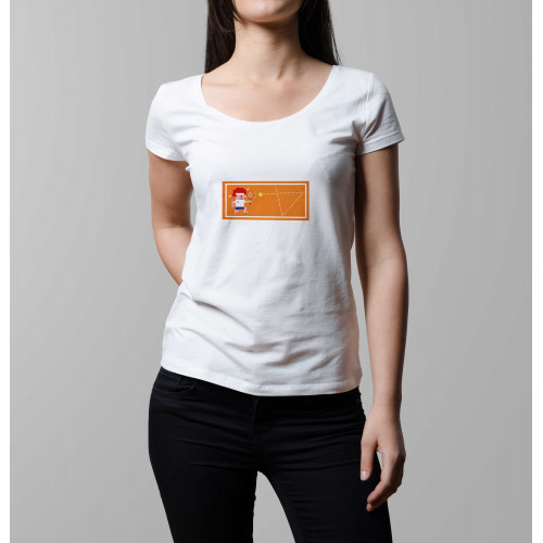T-shirt femme Grand Chelem France