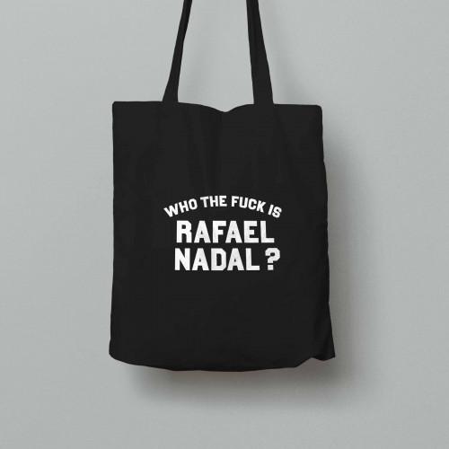 Tote bag Rafael Nadal