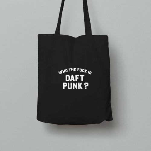 Tote bag Daft Punk