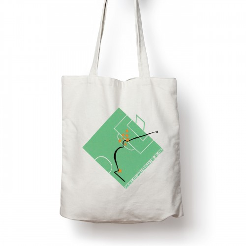 Tote bag Battiston 82