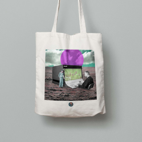 Tote bag Like a circus