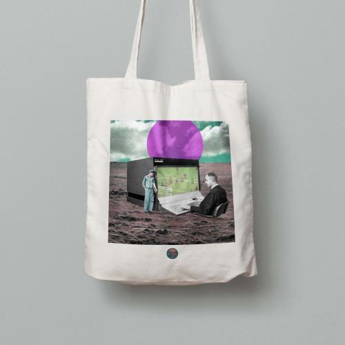 Tote bag Like a circus