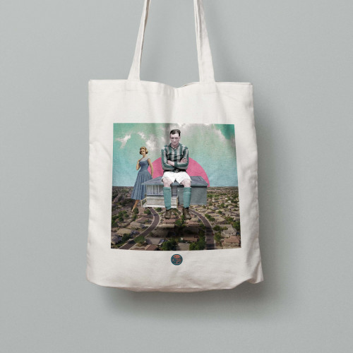 Tote bag On sort