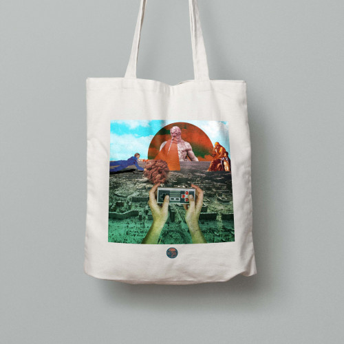Tote bag NES Nuclear