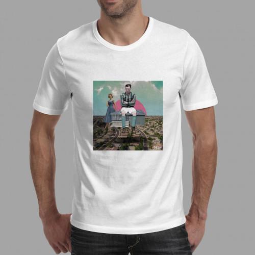T-shirt homme On sort
