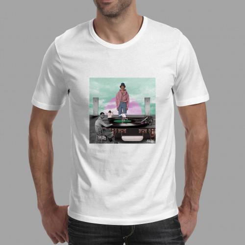 T-shirt homme Créateur d'ambiance