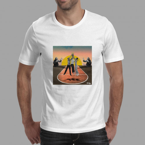 T-shirt homme Bataille fraternelle