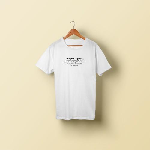 T-shirt homme Attaquant de poche