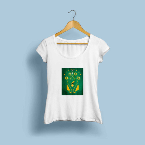 T-shirt femme Flipper FC Nantes