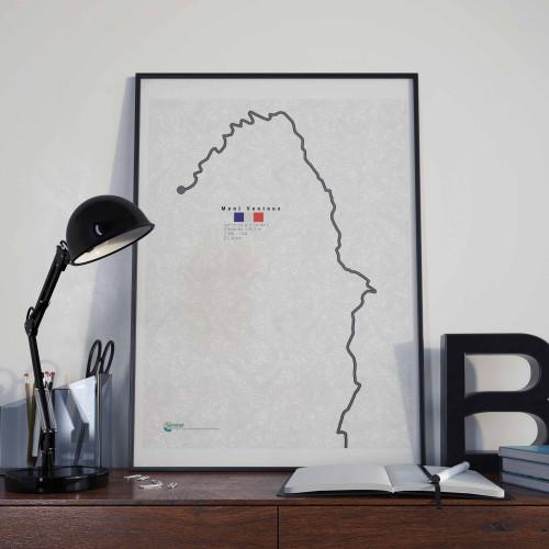 Affiche Mont Ventoux