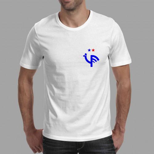 T-shirt homme Ecusson 2e étoile