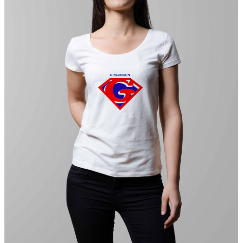 T-shirt femme Super Griezmann