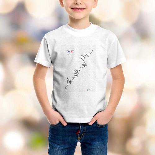 T-shirt enfant Alpe d'Huez