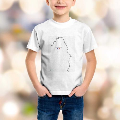 T-shirt enfant Mont Ventoux