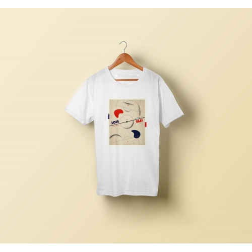 T-shirt homme 1998-2018
