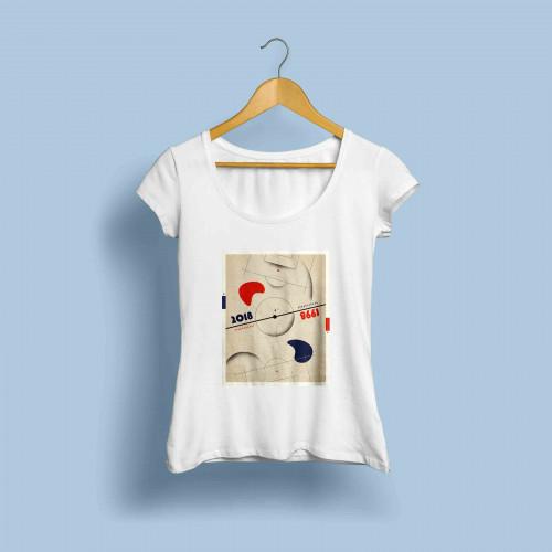 T-shirt femme 1998-2018