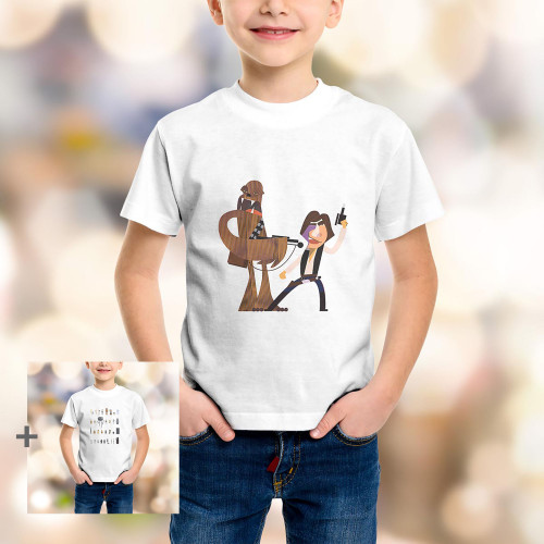 Pack Enfant Han Solo et cie